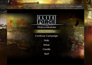 BlueBox Elite Force Online Game Demo