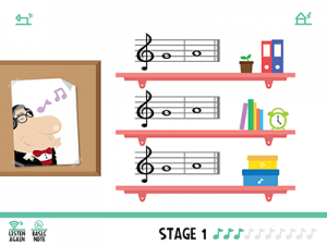 Little Musician , Babylon Design touch code ,Yip's Children's Choral and Performing Arts Centre (YCCPAC) , 多點觸控讀卡遊戲 葉氏兒童音樂實踐中心